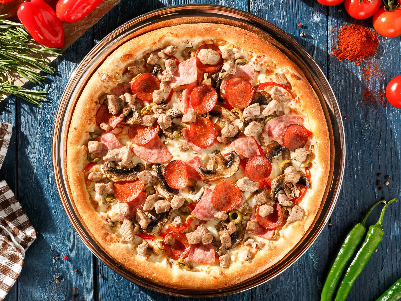 Ямм… Pizza