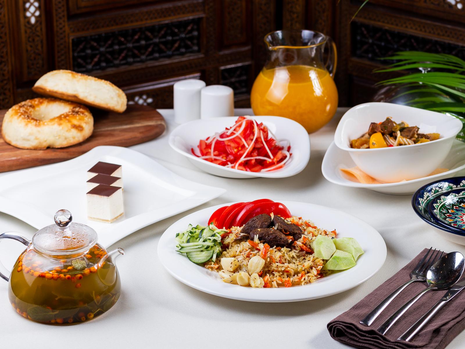 Ресторан Пашмир