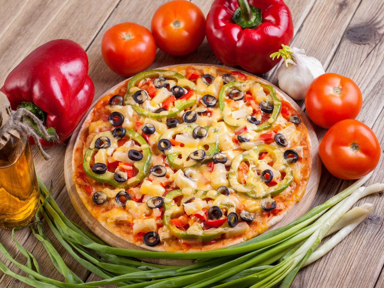 Пицца Паста Бар Перцы