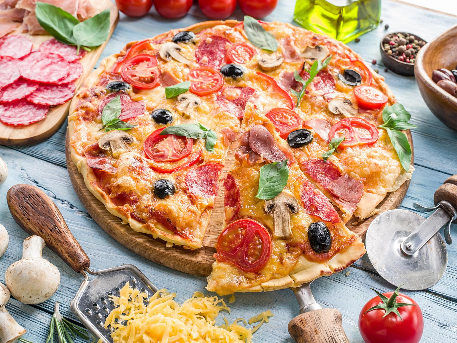 Пиццерия Сова
