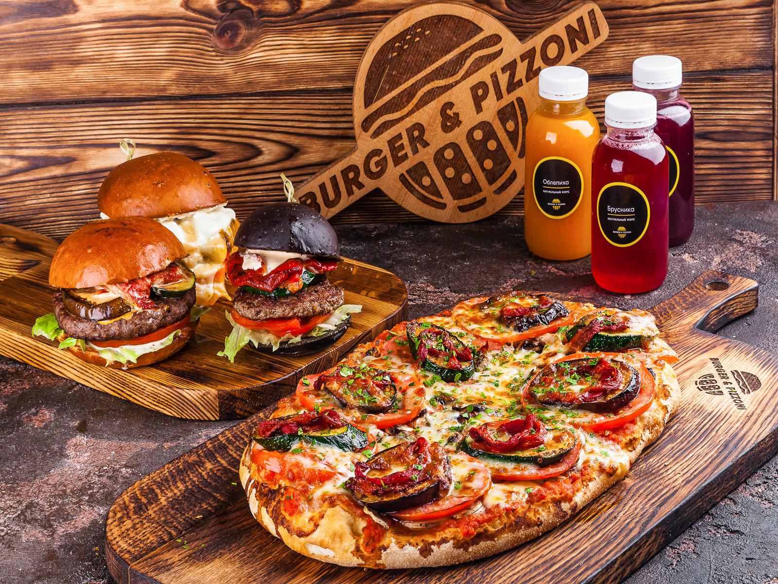 Burger & Pizzoni