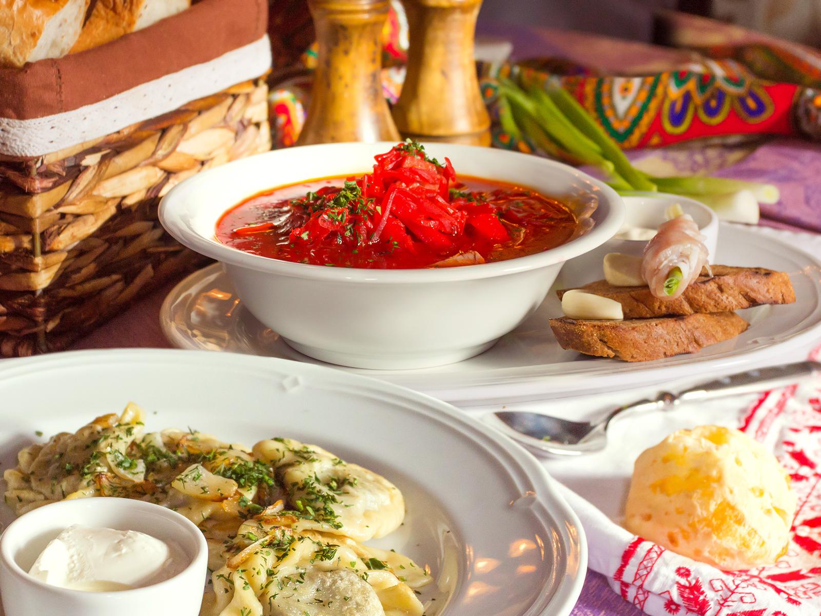 Ресторан домашней кухни Boho