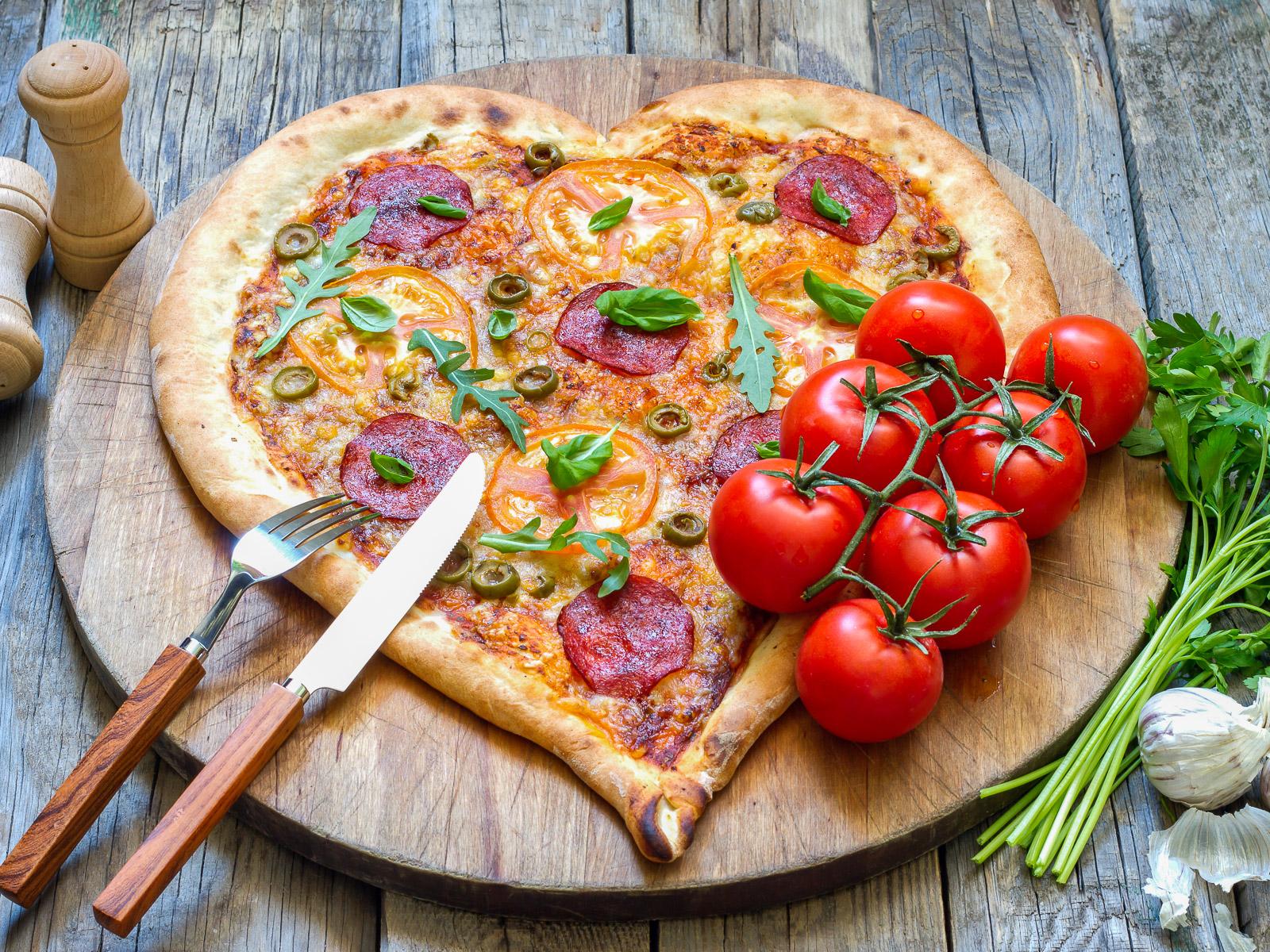 Чоли Пицца