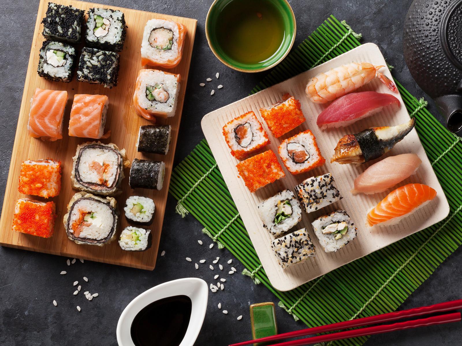 Sushi shop Tokyo