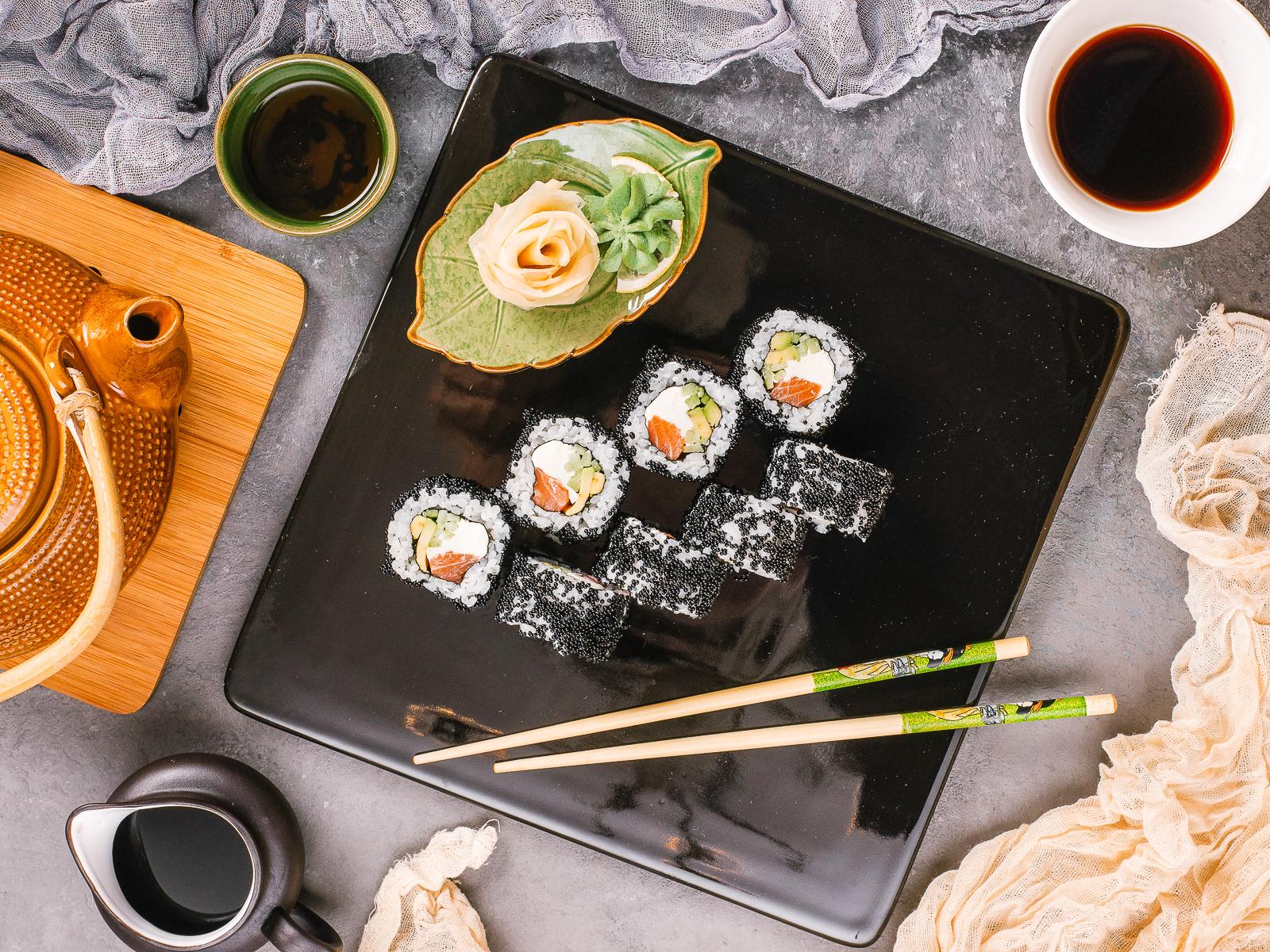 Sushi n rolls