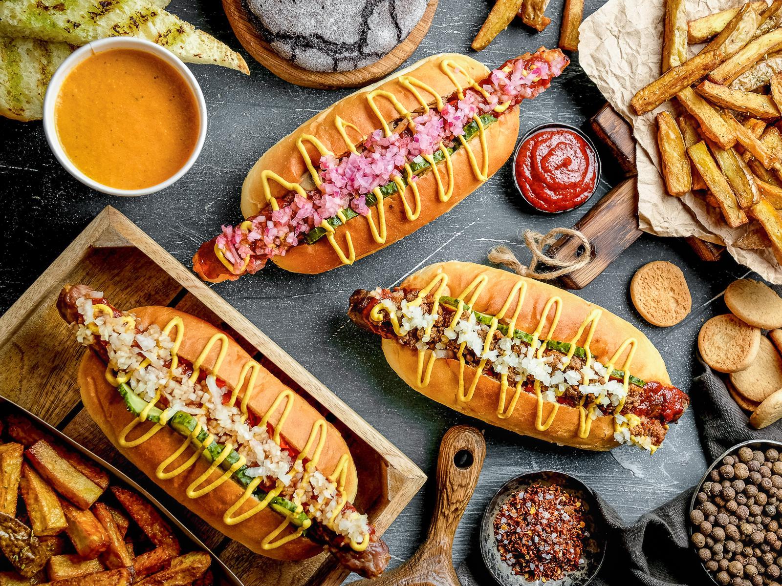Top Hot Dog