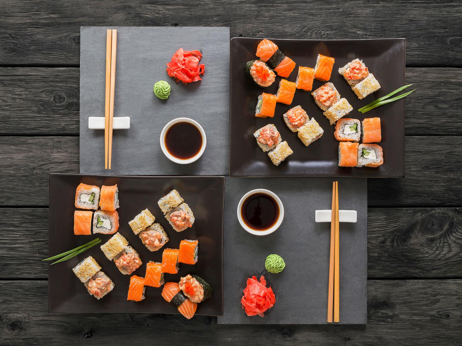 Sushi Street