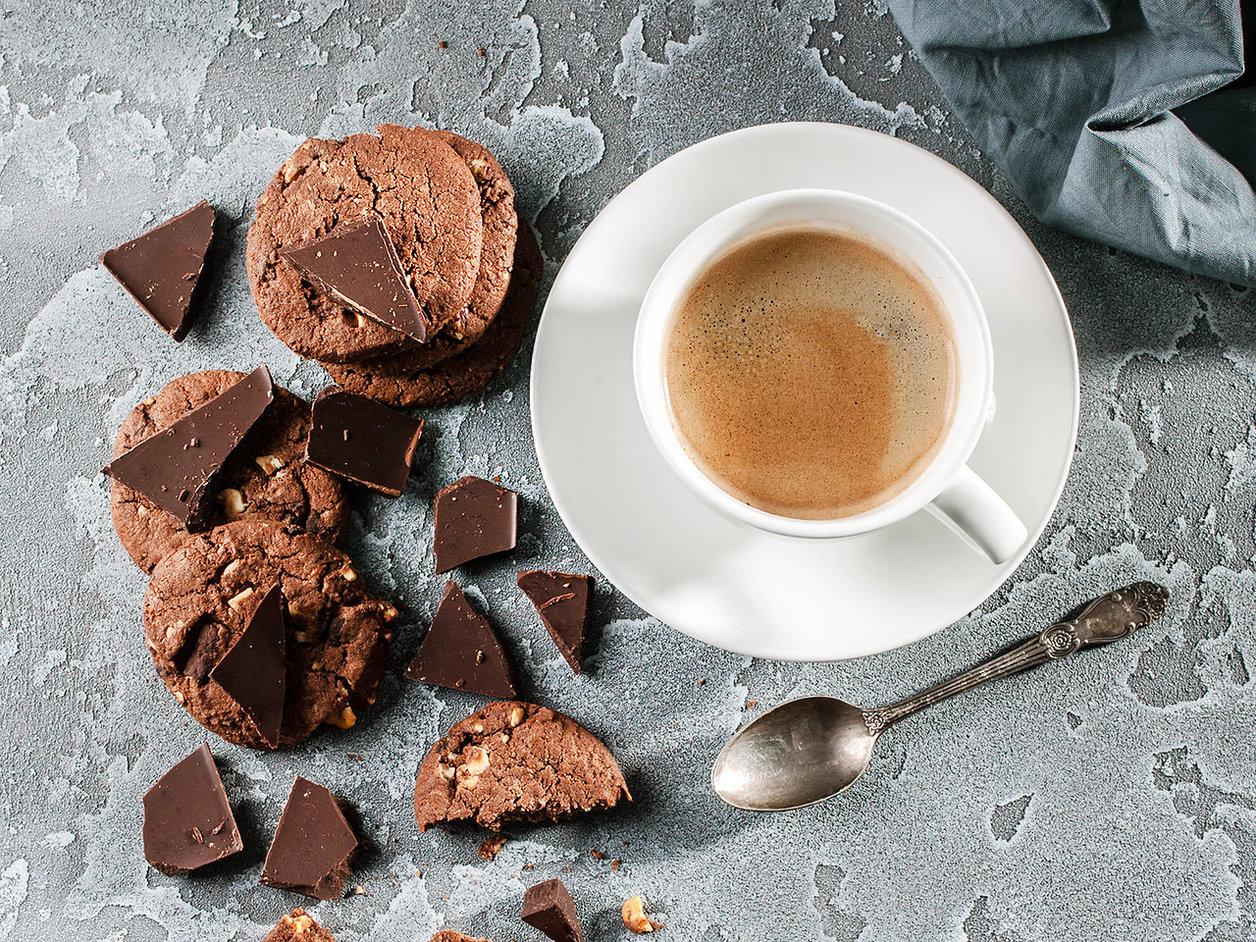 Пить кофе Лондон