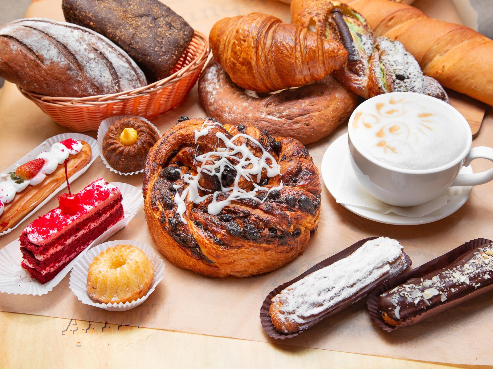 Кафе-пекарня Schmidt