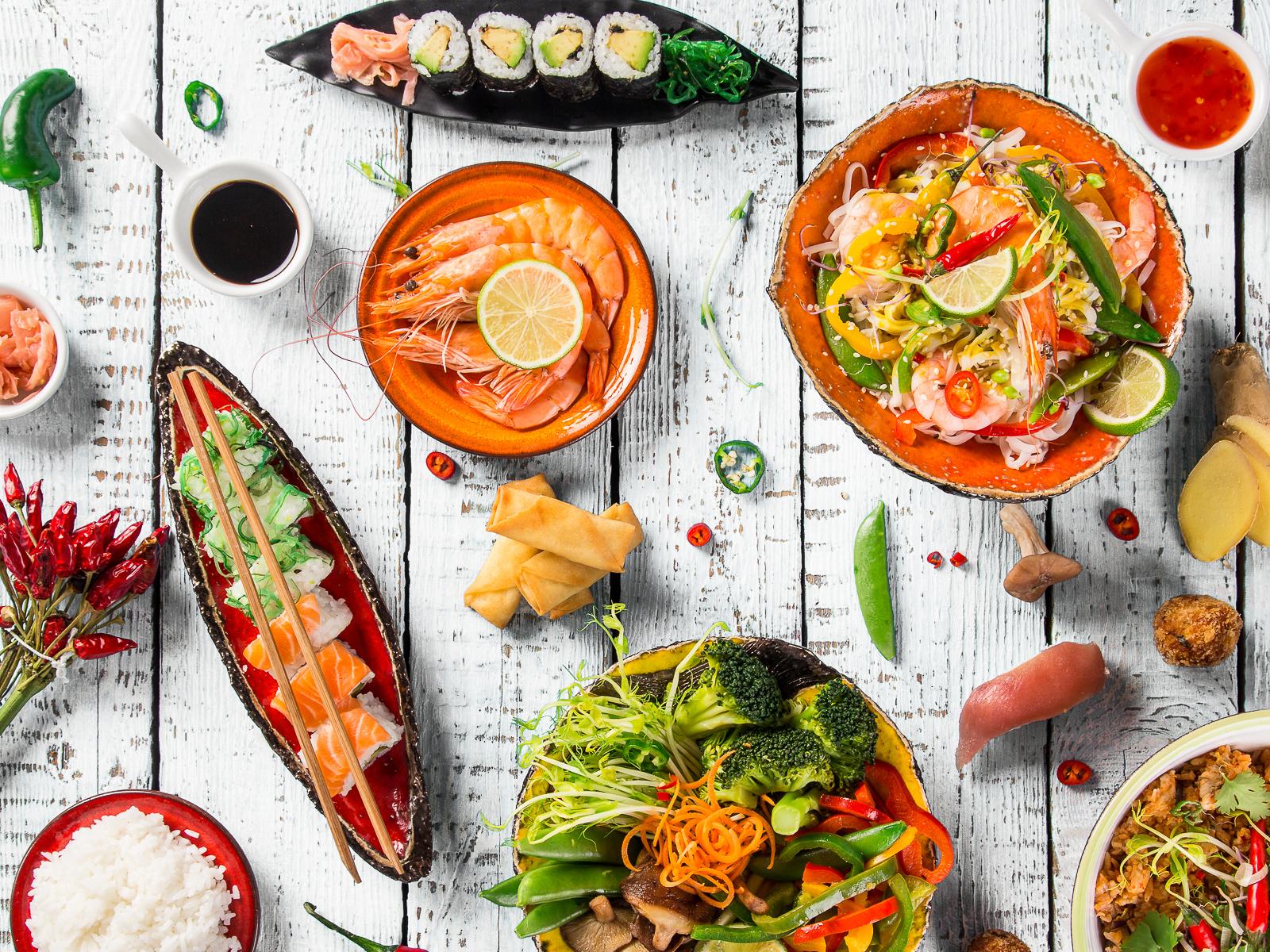 Аригато суши & вок