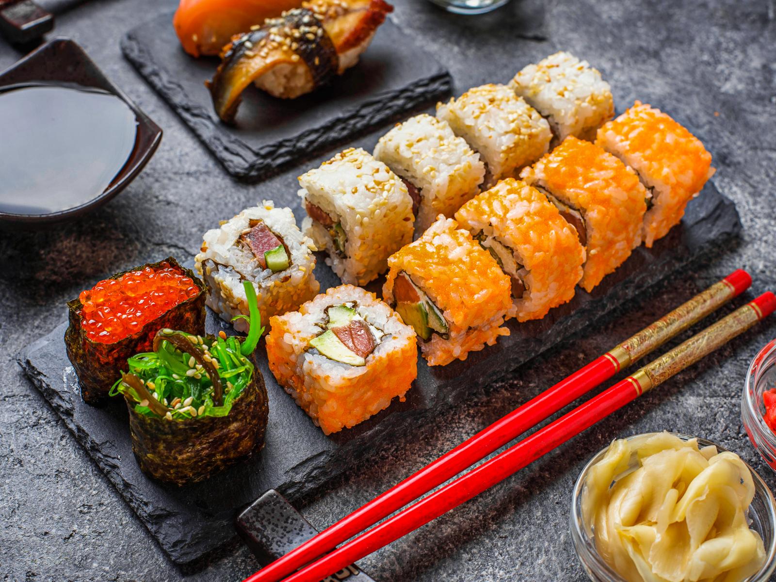 Легенда суши