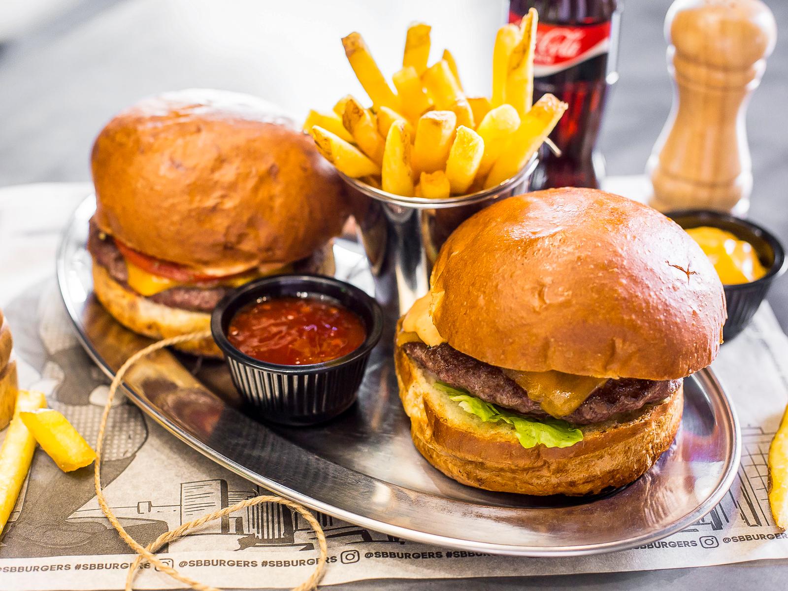 SB Burgers