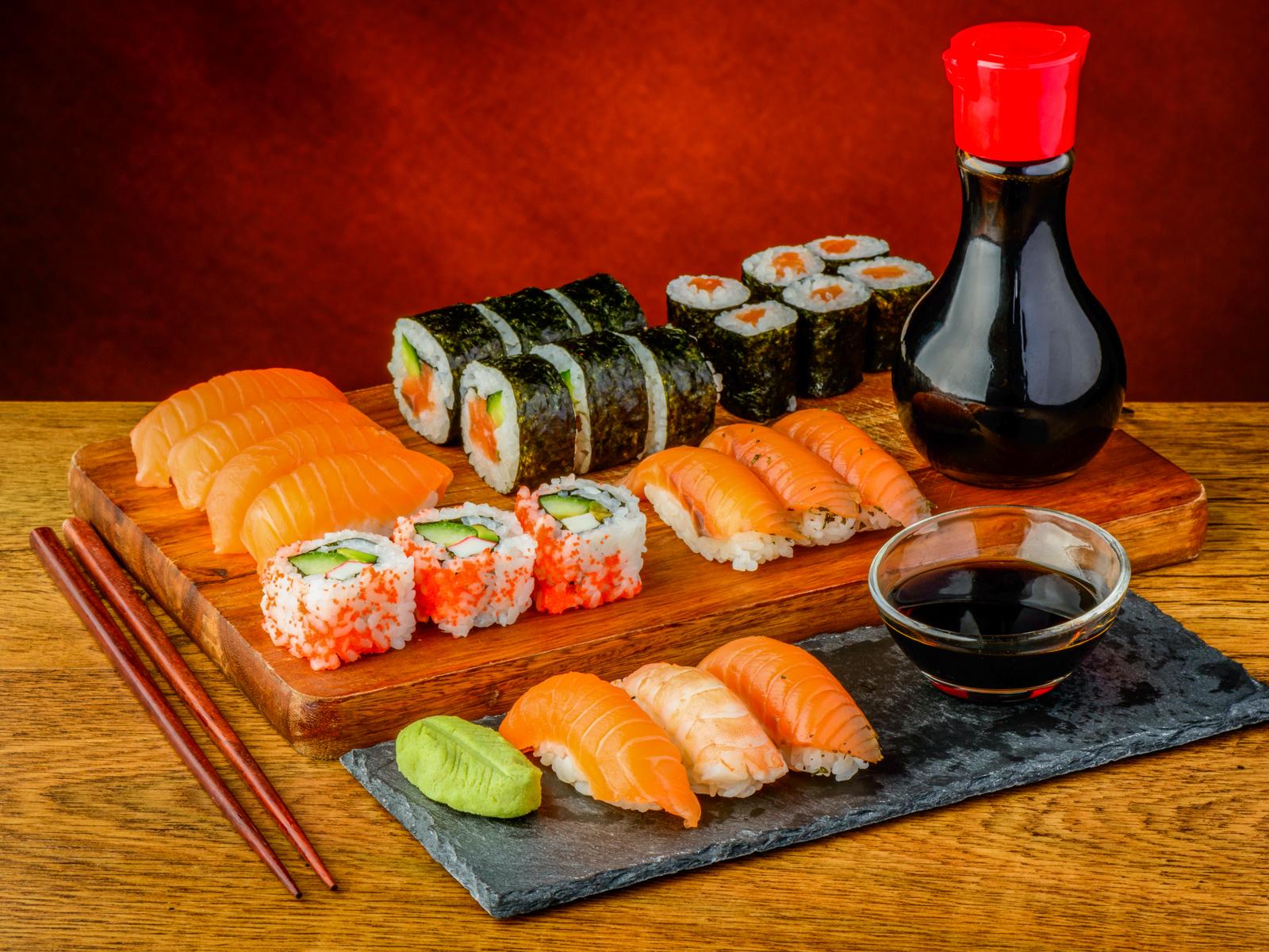 Naobi sushi