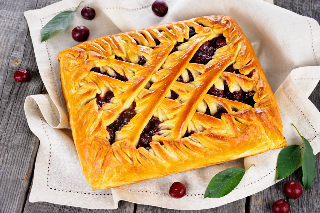 Райский пирожок