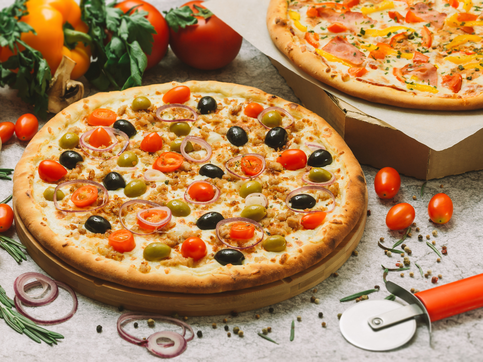 Brazil Pizza