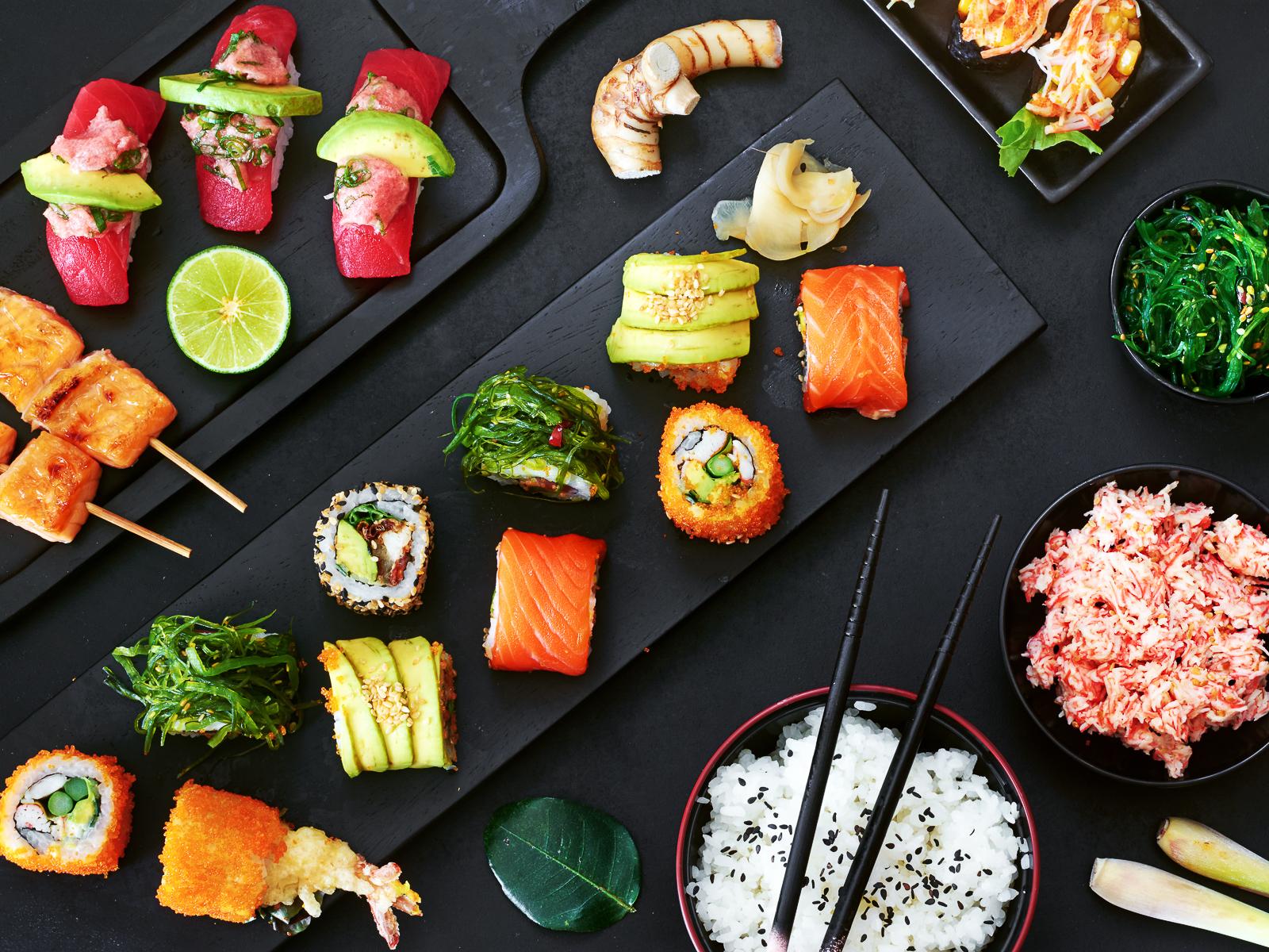 My sushi