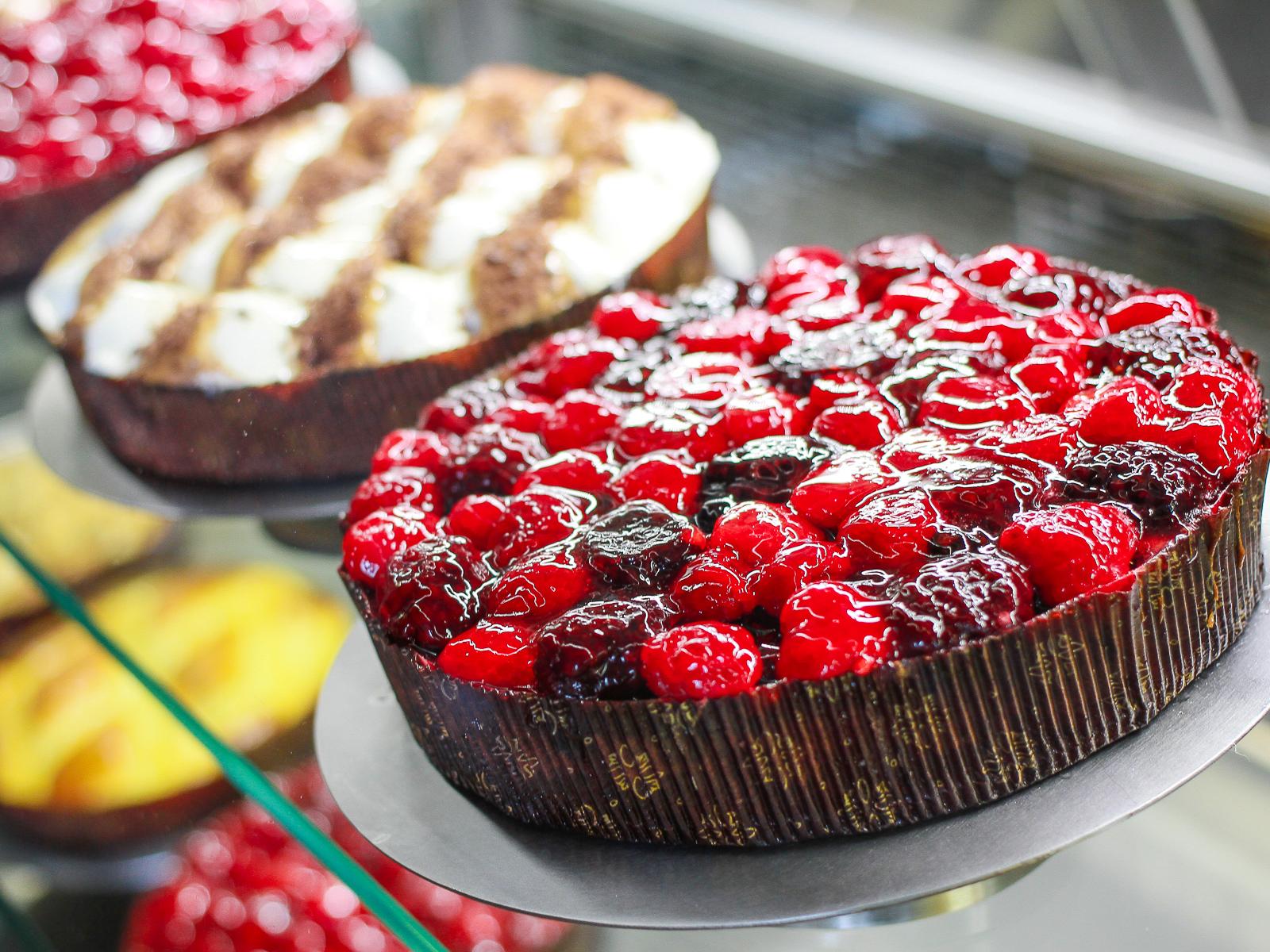 Тирольские пироги