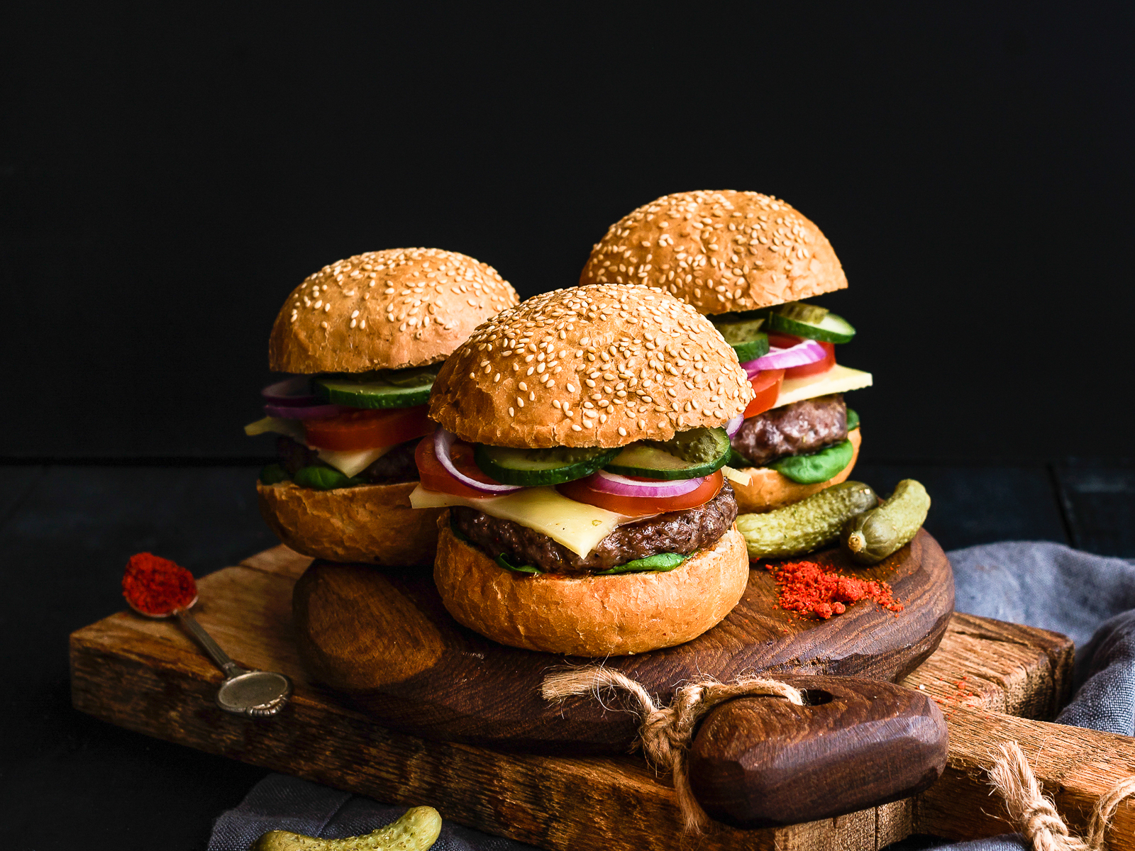 Bratica Burger