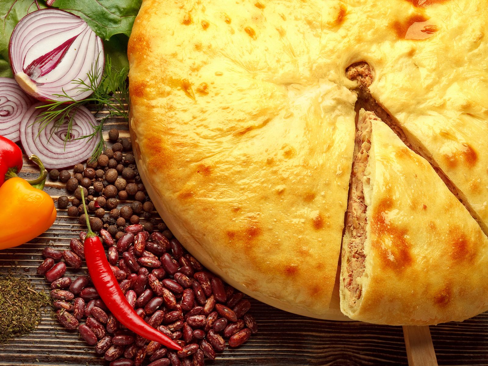 Асса – осетинские пироги
