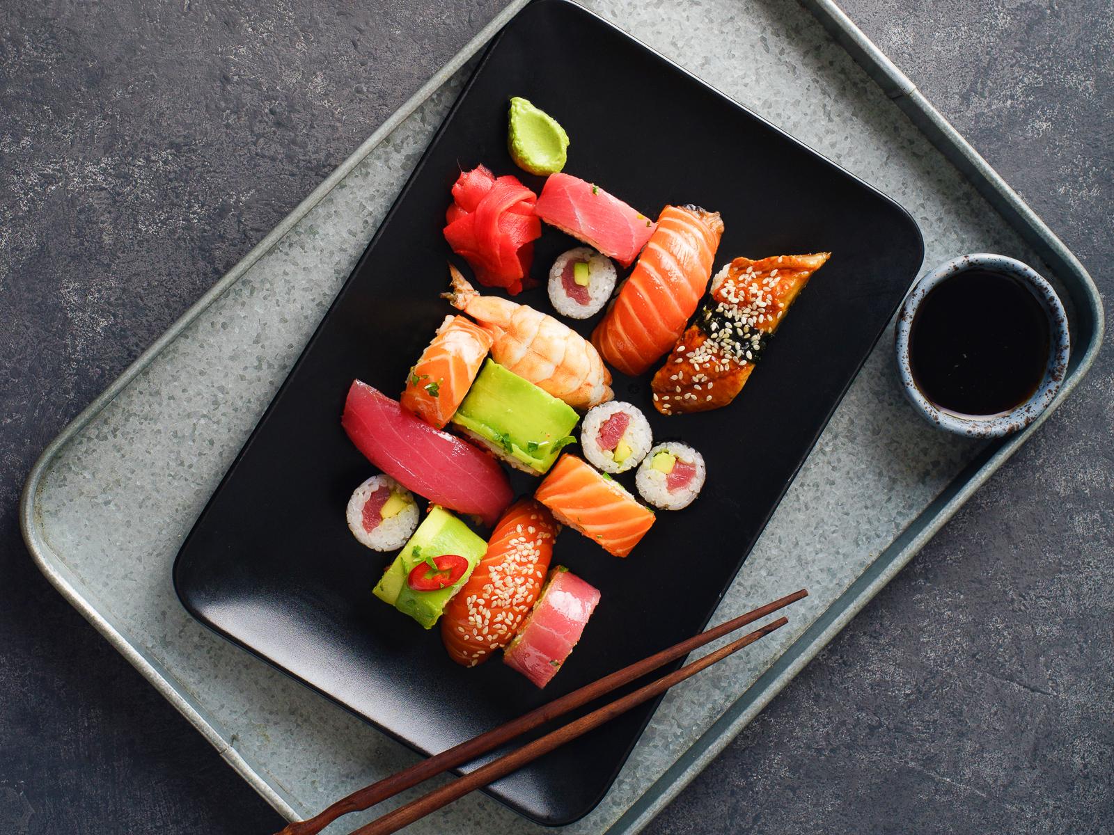 Суши N1