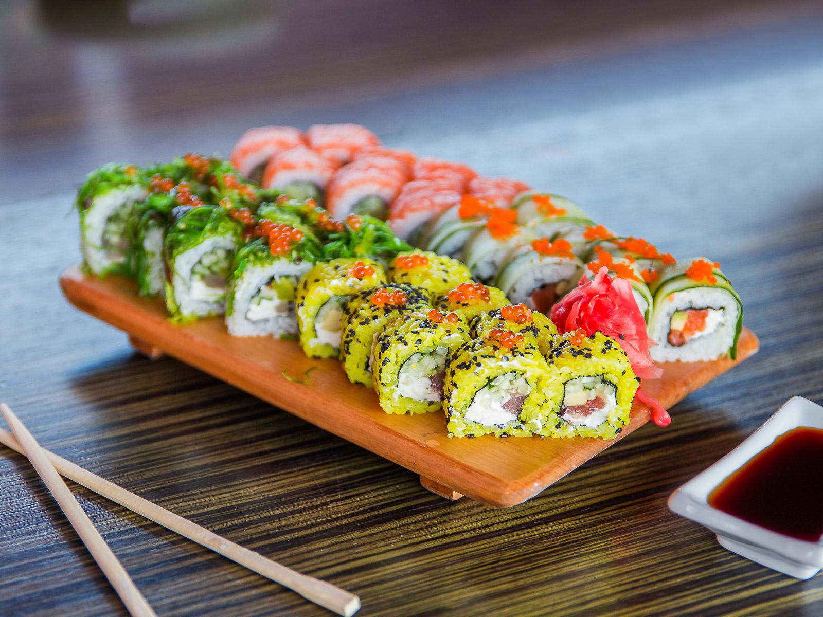 World of Sushi