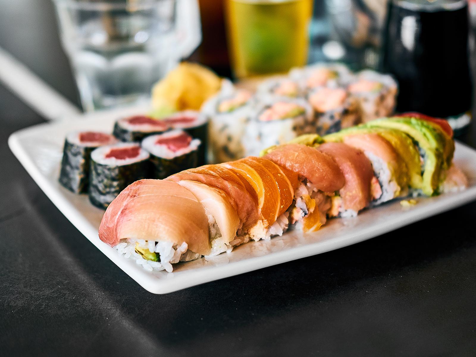 Суши Good