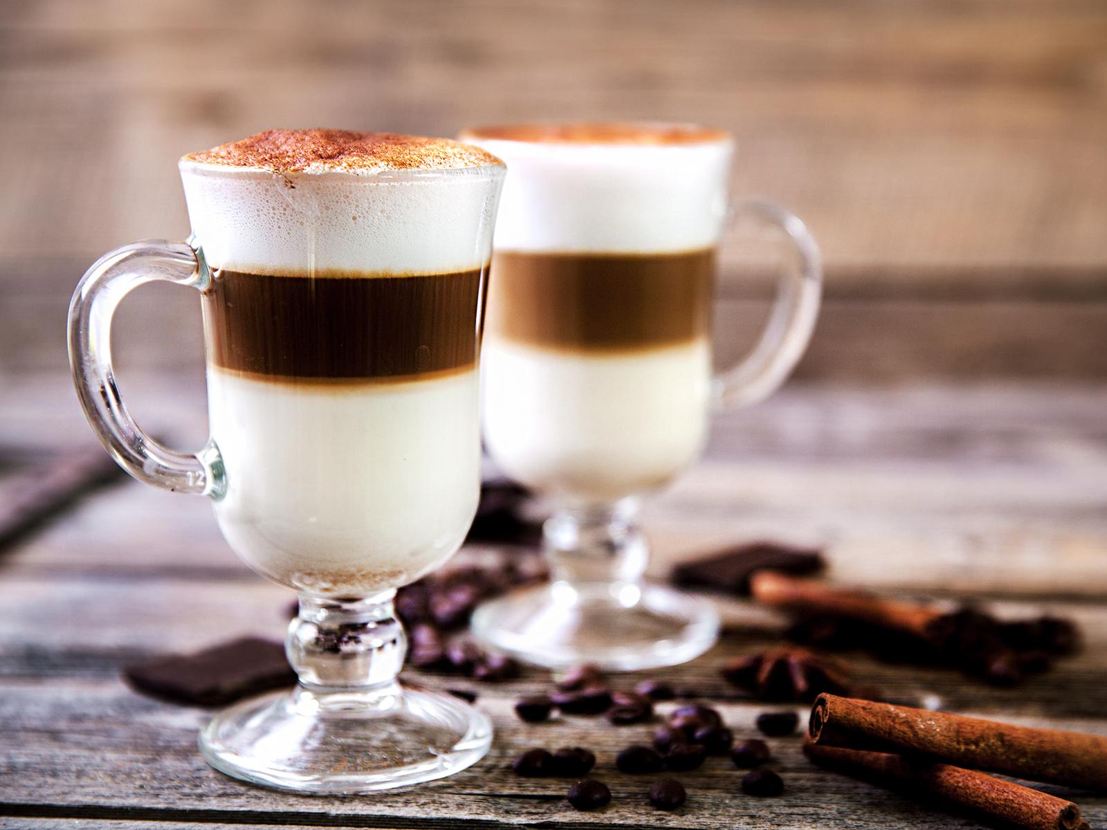Пить кофе Light