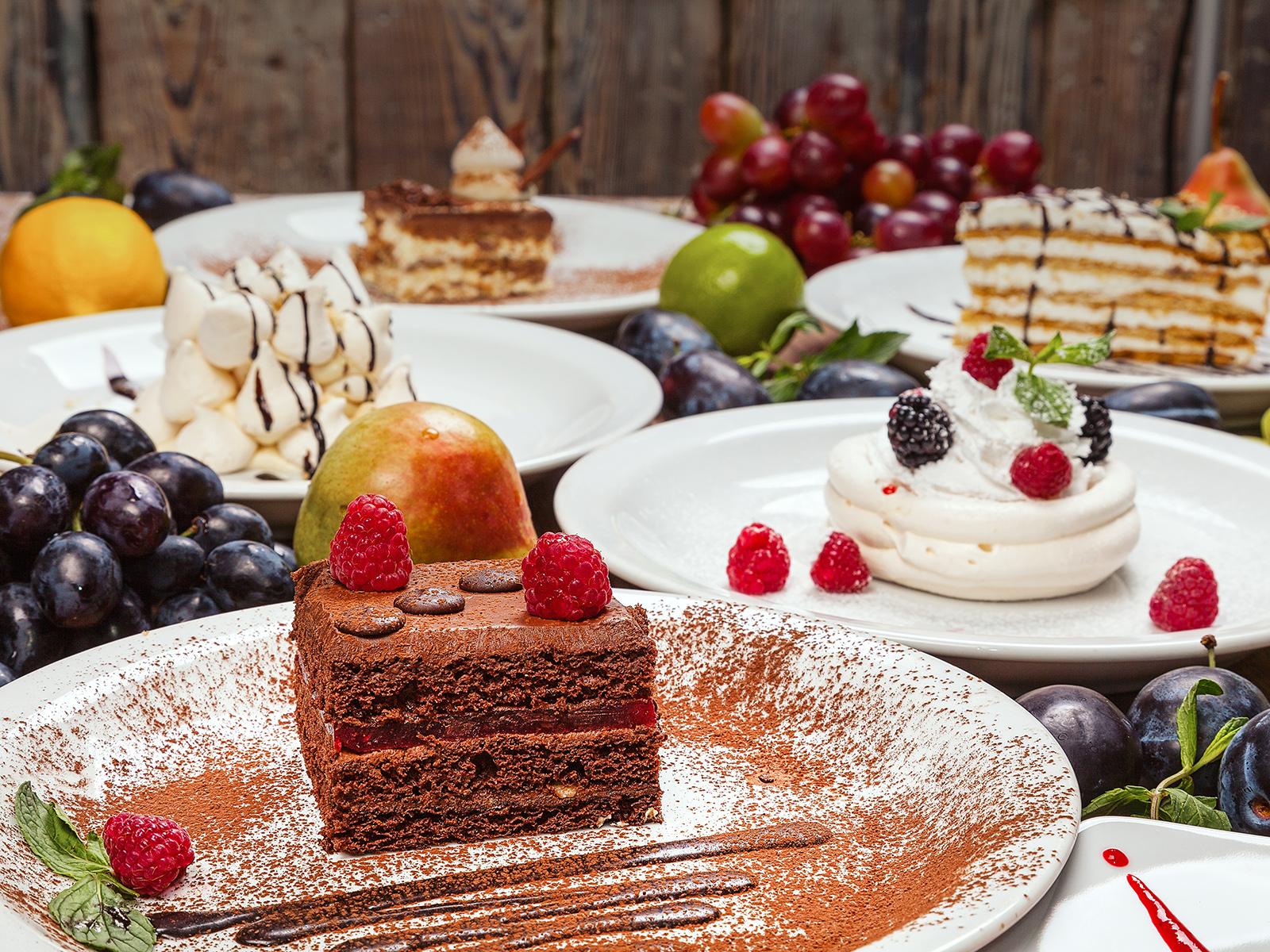 Десерт Коллекция