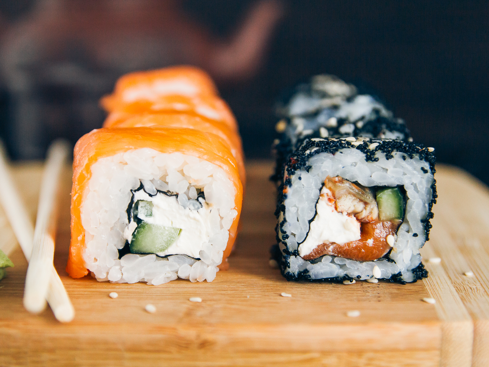 Суши roll 7 самураев
