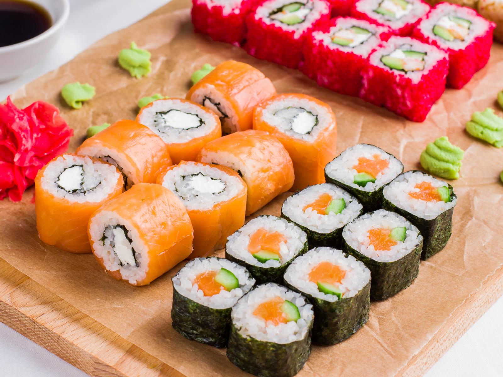 Невские суши