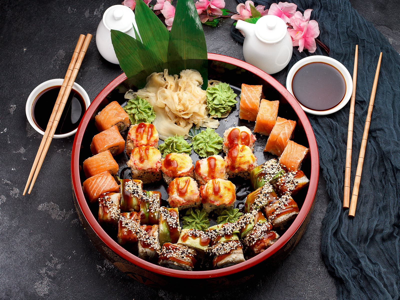 Sushi Is