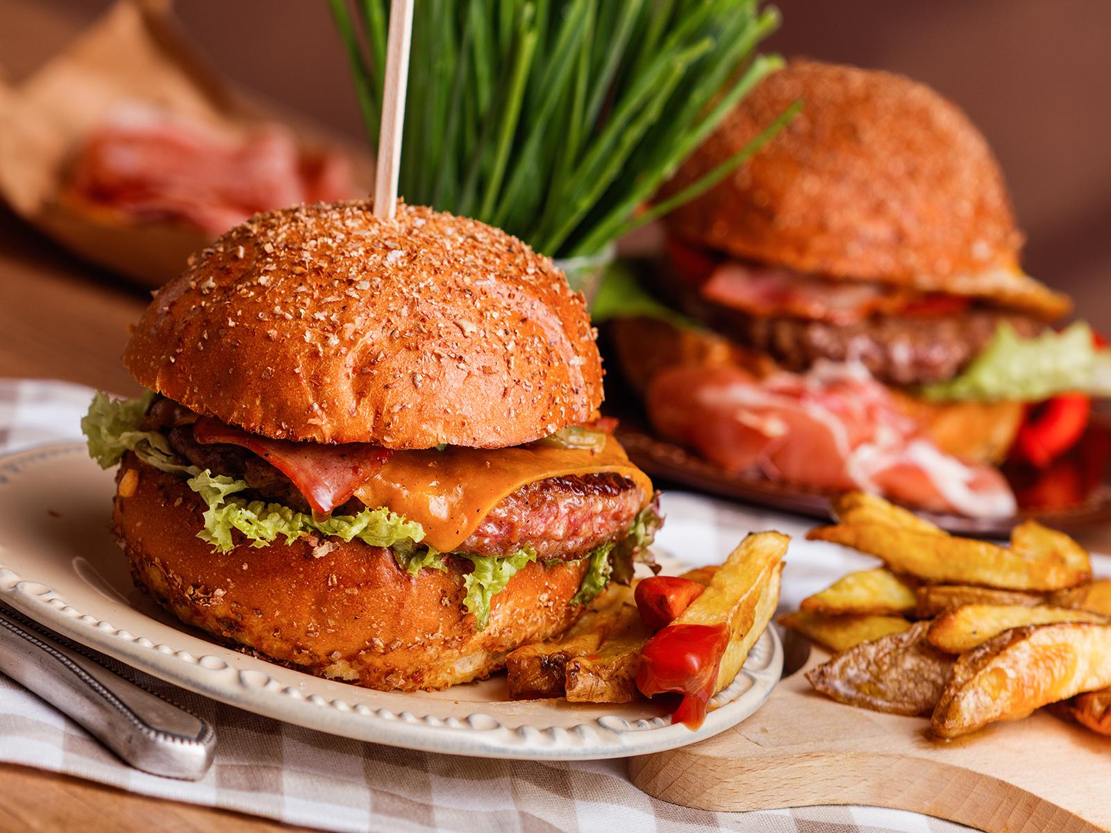 Бургер-бар Техас