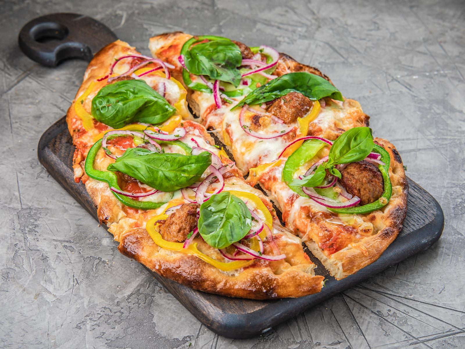Pinsa Pizza
