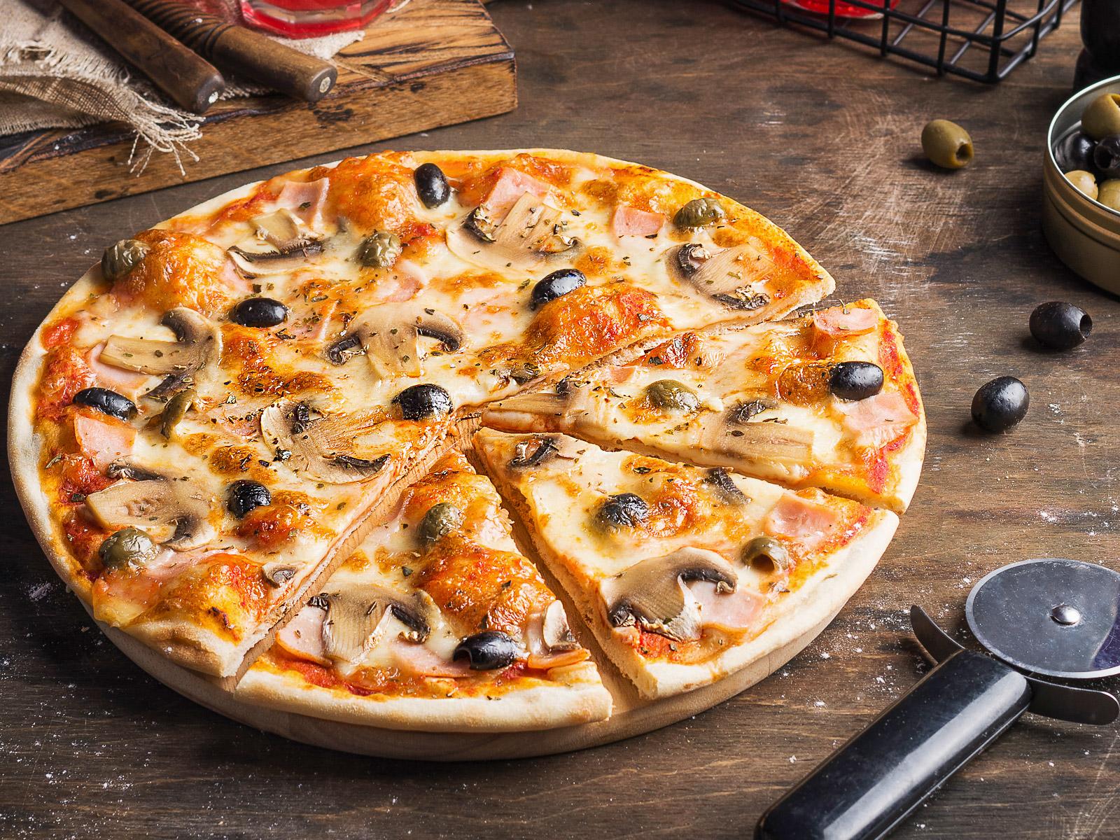 Pizza Olio Abruzzo