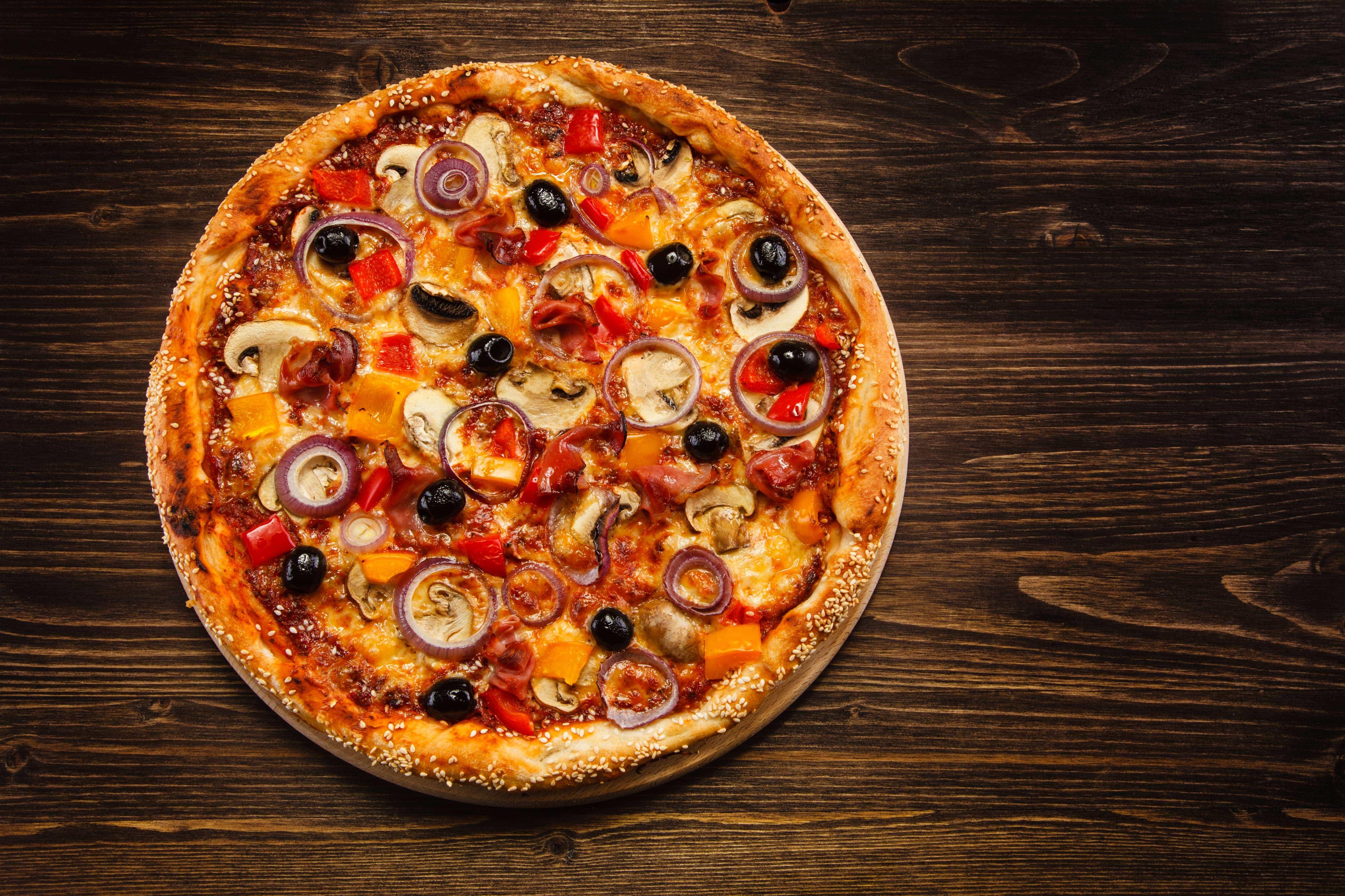 Химки пицца