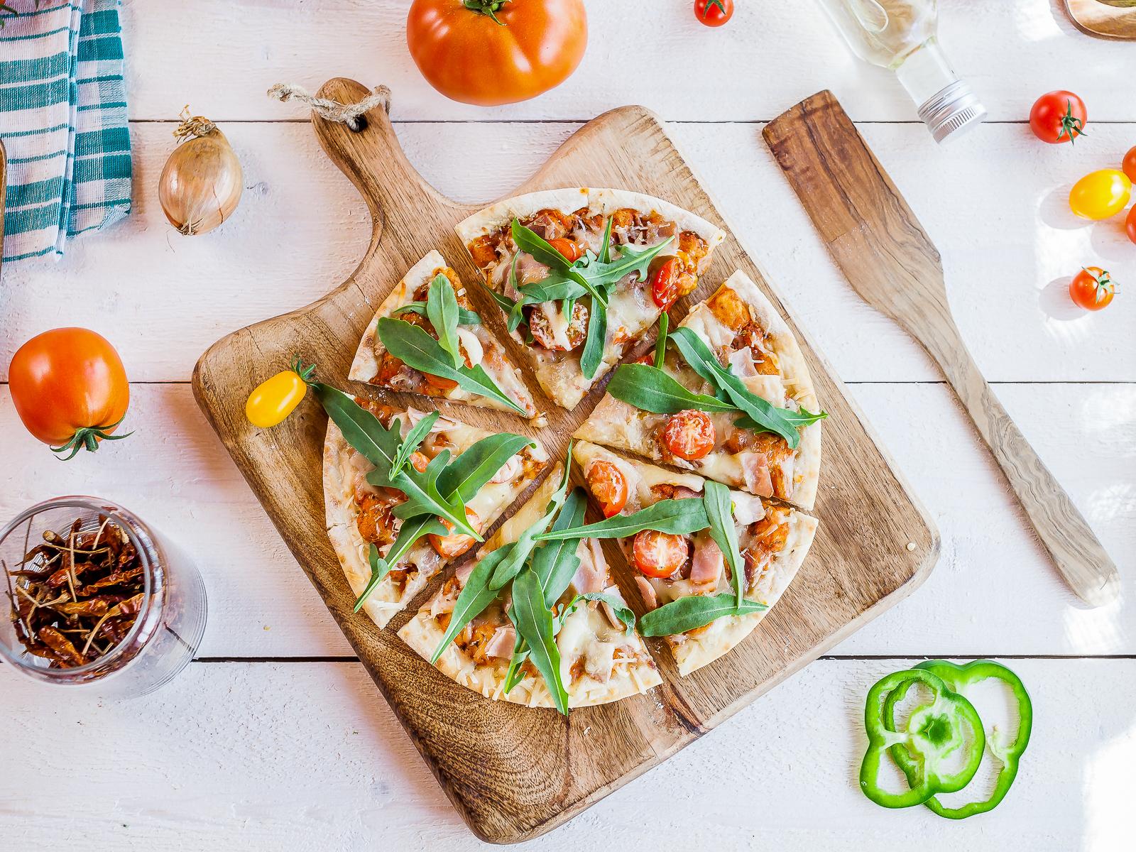 Зачёт Пицца & Бургеры