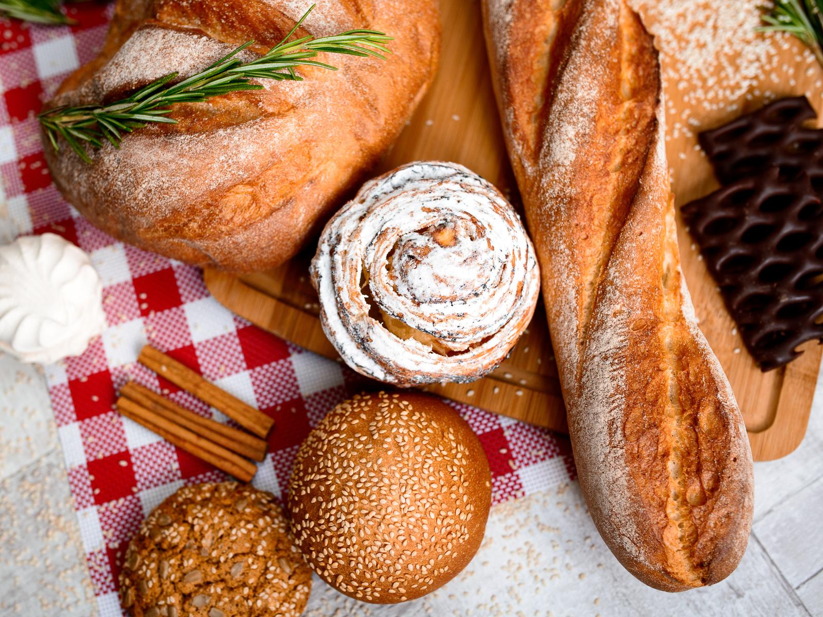 Пекарня-Кафе Буханка