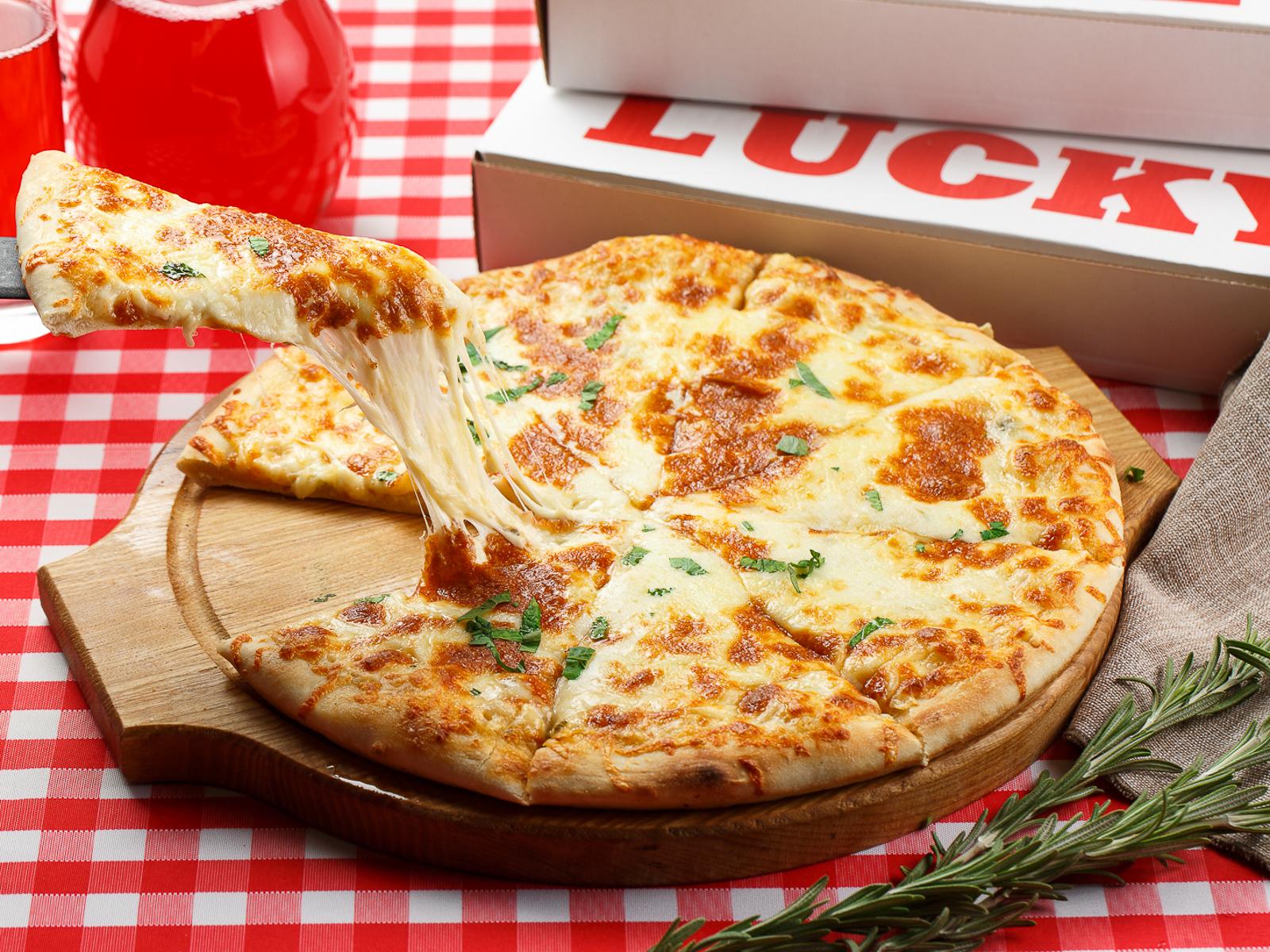 Lucky Pizza