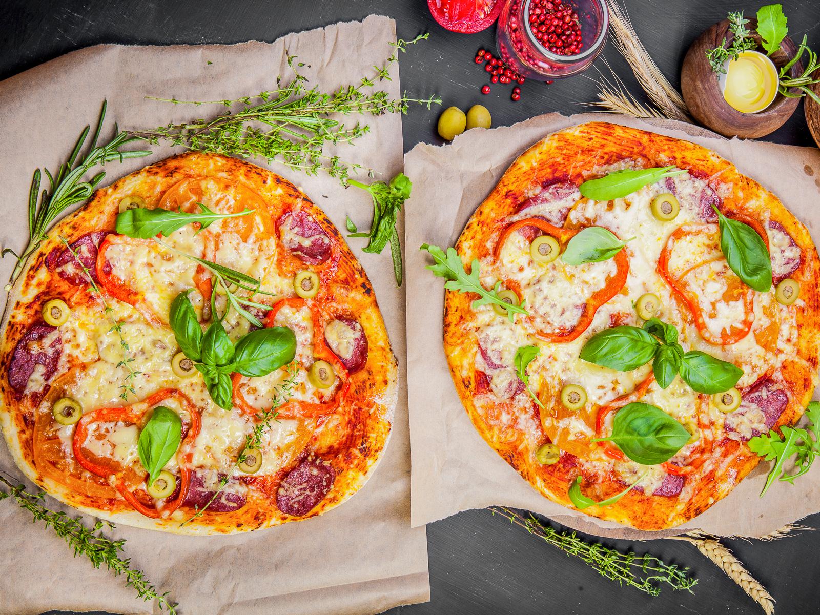 Sushi Pizza Wok