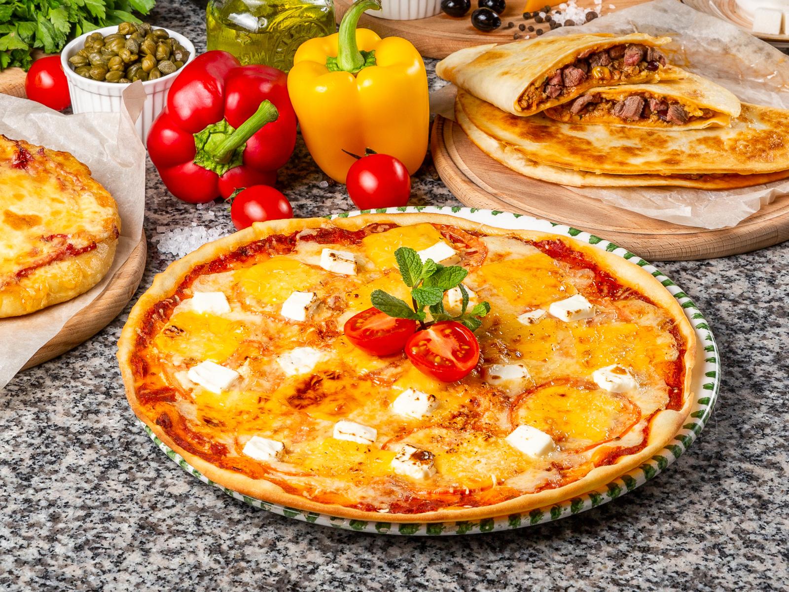 Пиццерия Ностальгия