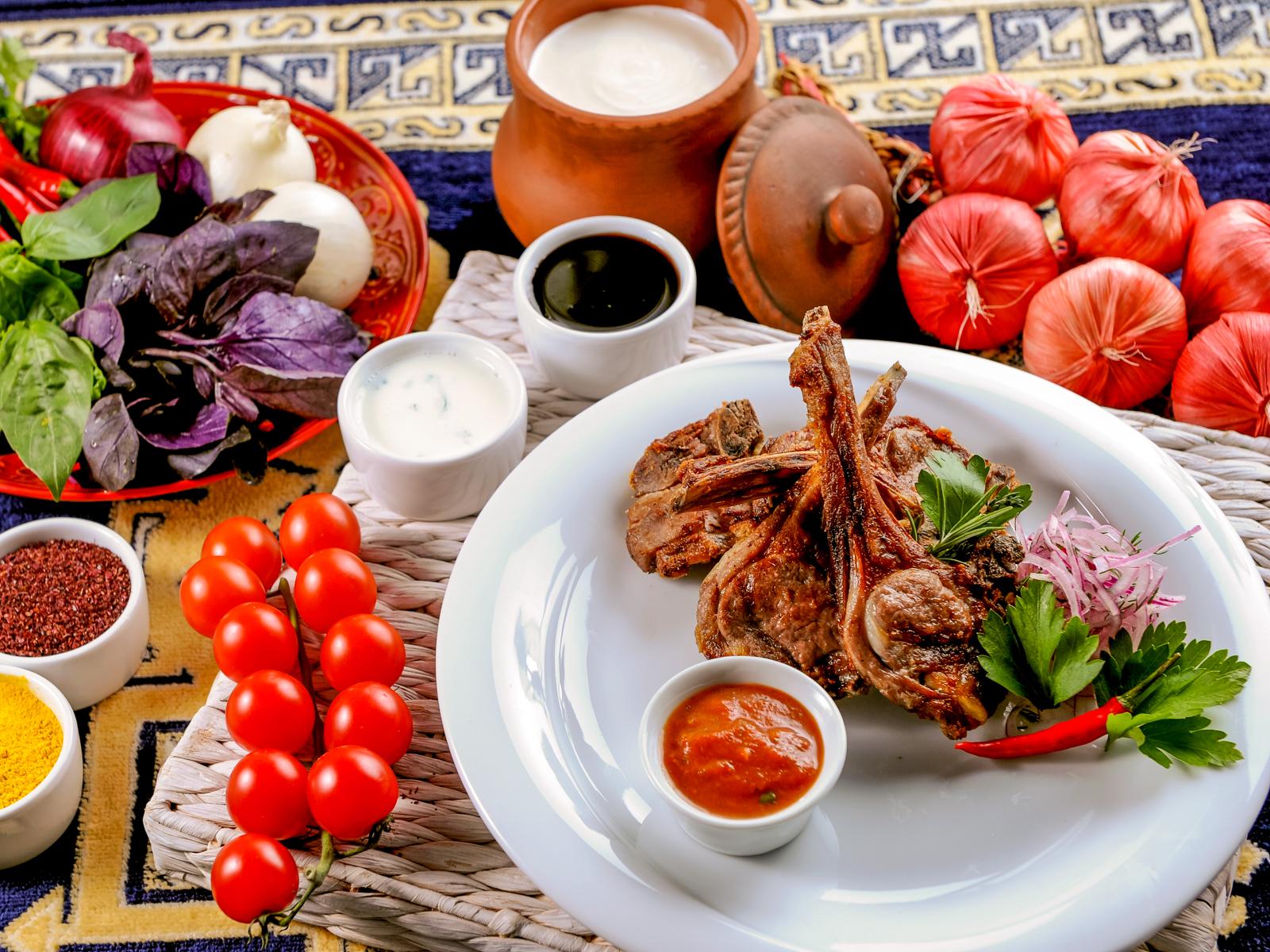 Ресторан Sufra