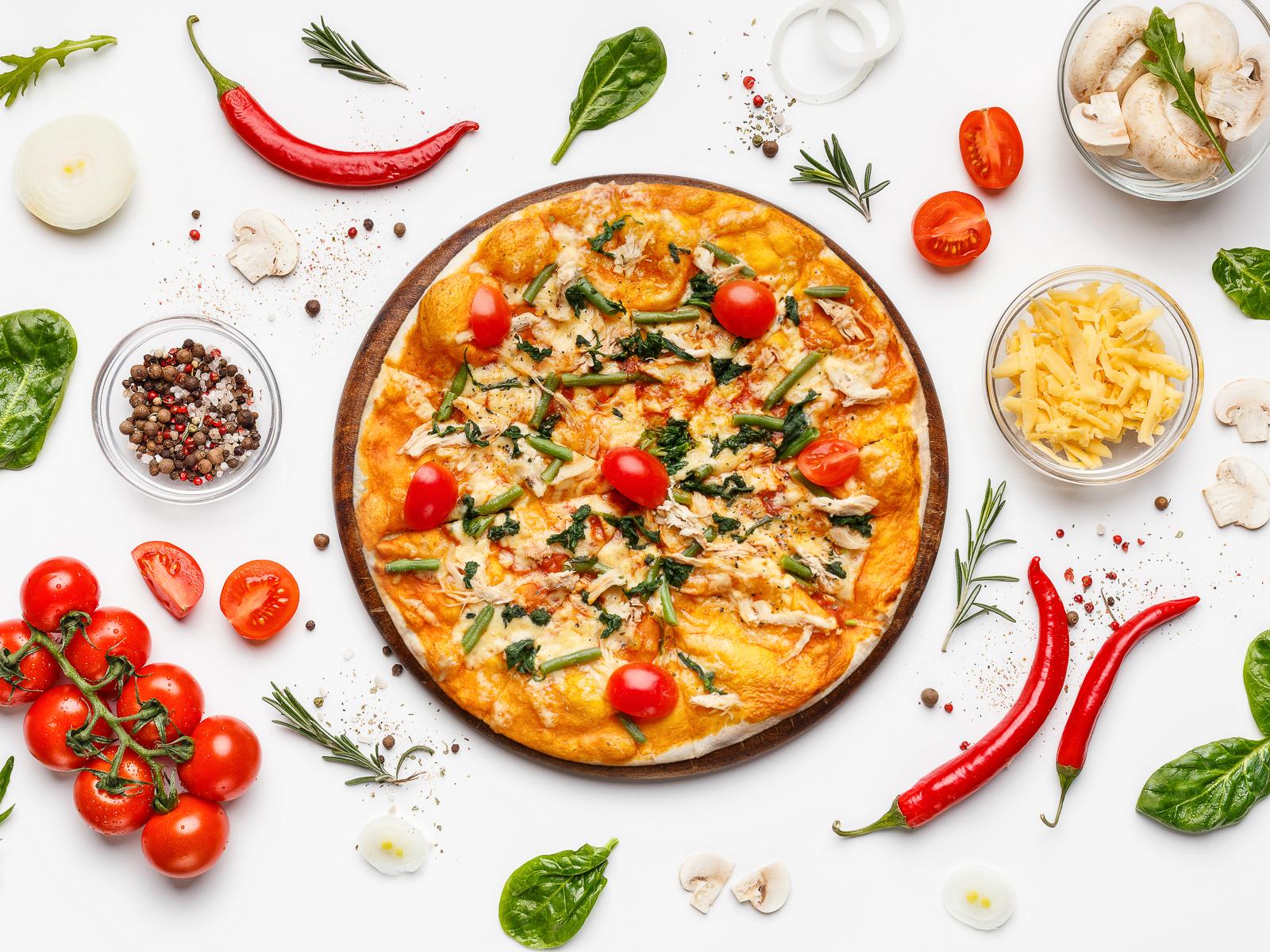 Пиццерия Три Ели