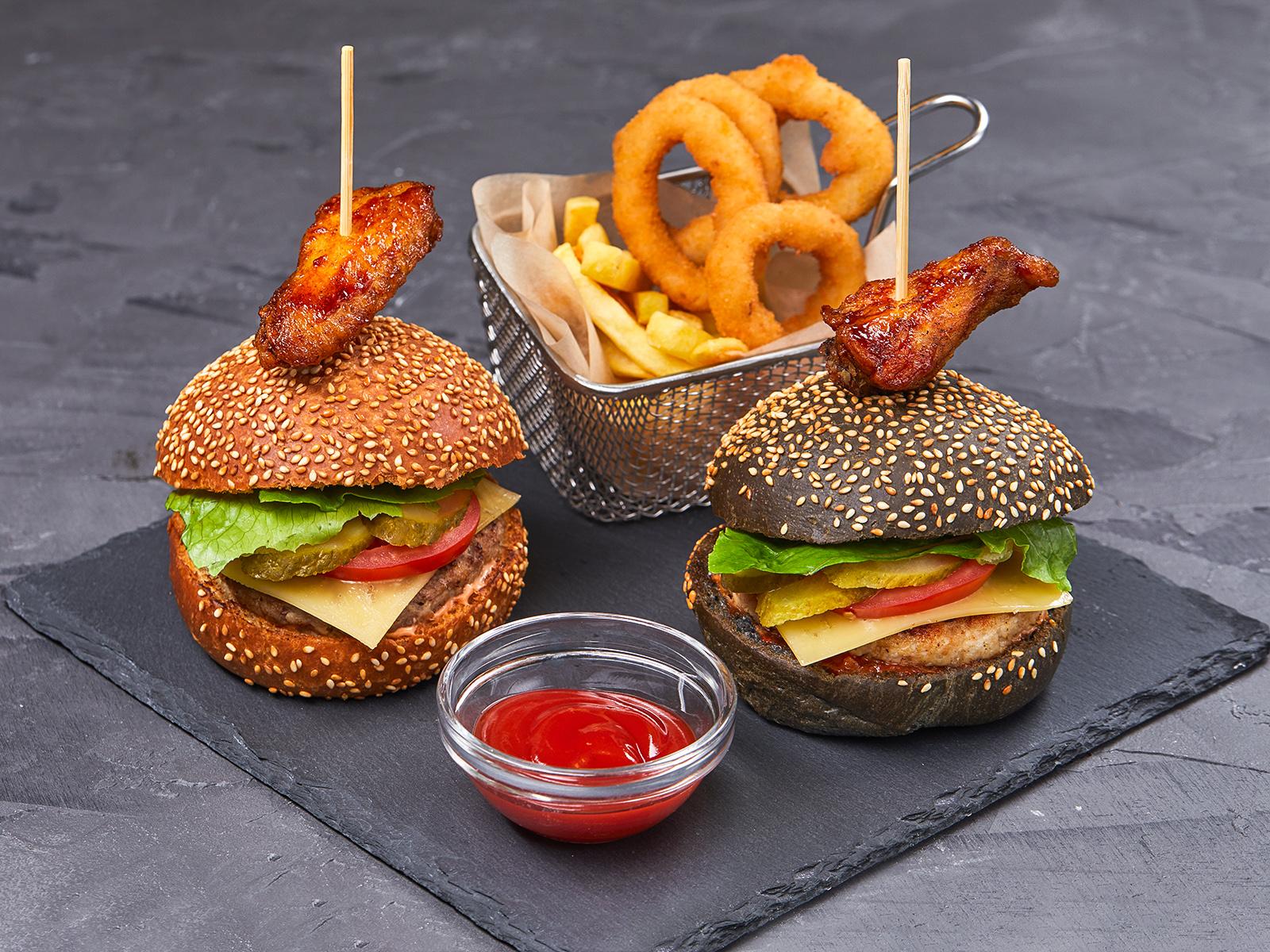 Oncoals. BurgersClub