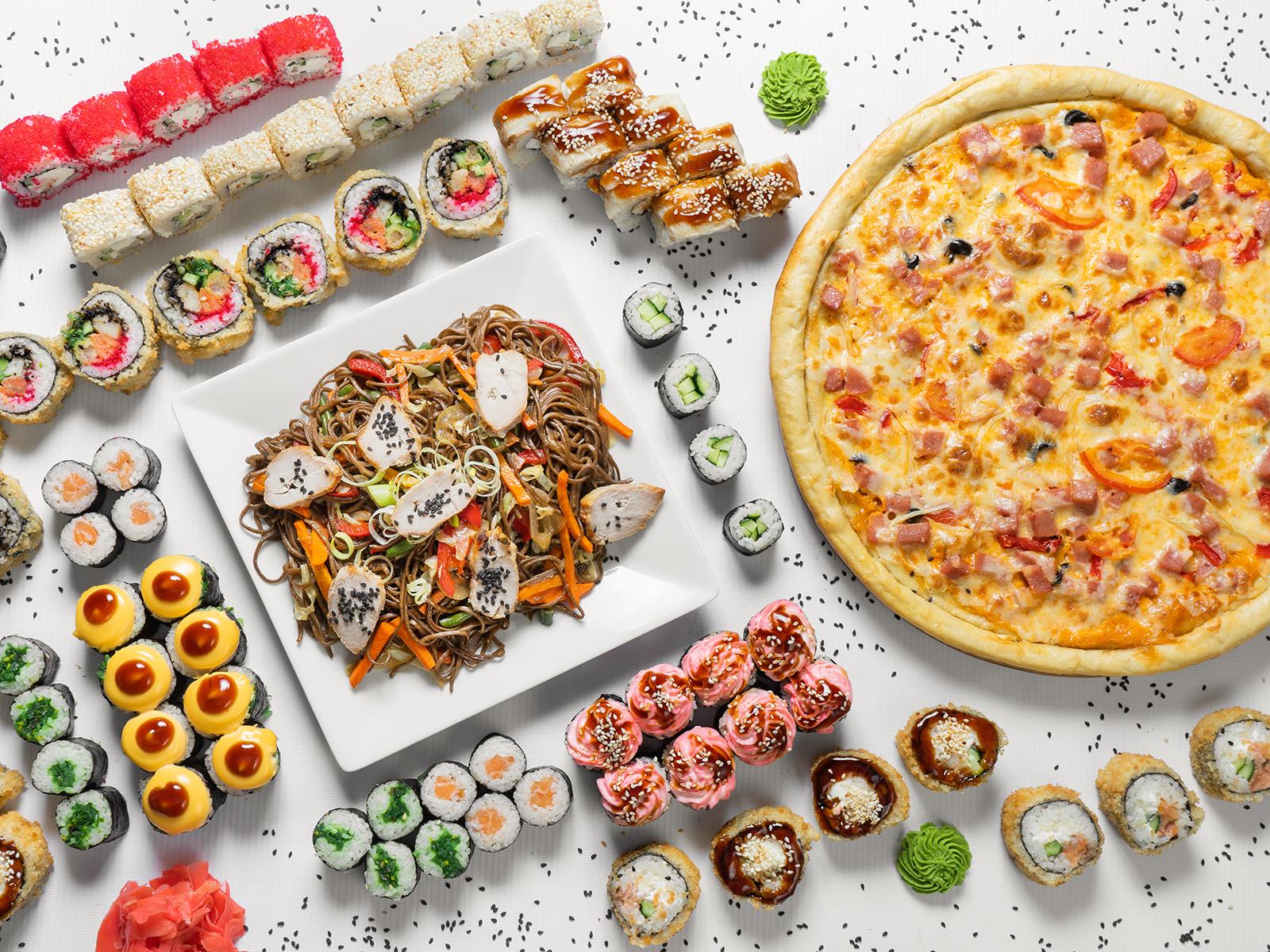 Хан Покорители суши