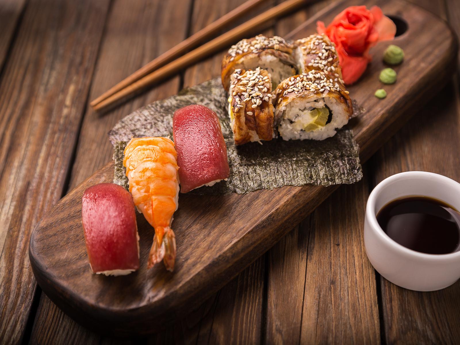 Кафе и суши бар Рис