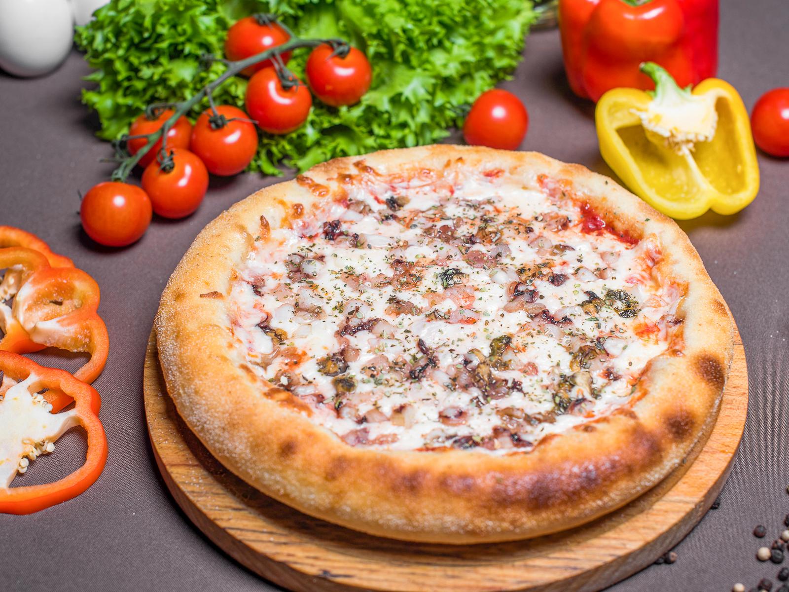 Chill & Tanna Pizza