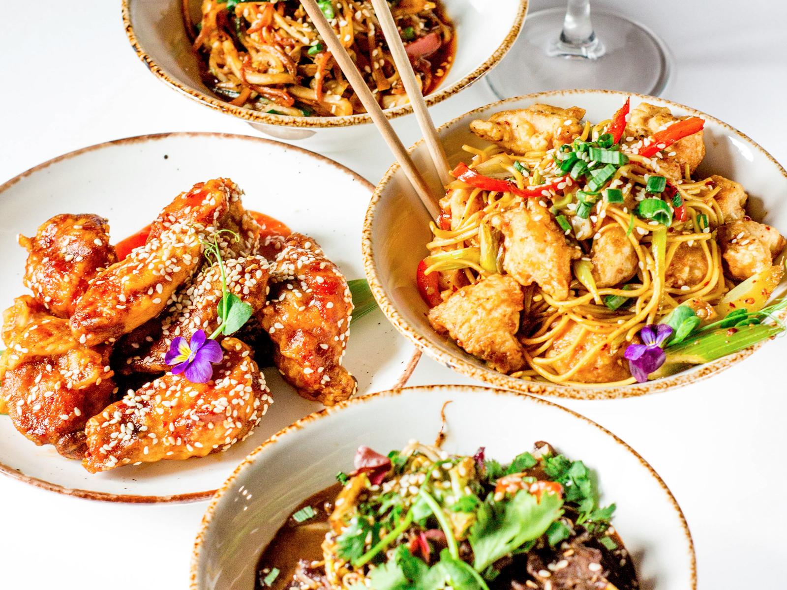 Китайский ресторан Gong
